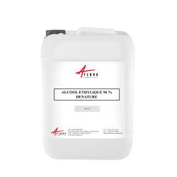 Alcool éthylique éthanol dénaturé 96 % Bidon 20L