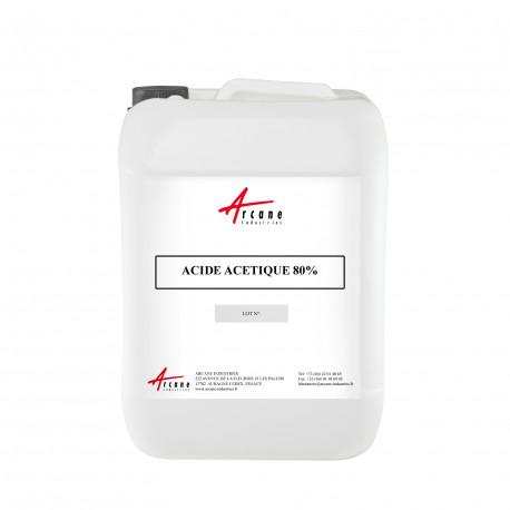 Acide Acétique 80% 20L