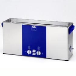 Bac Ultrason ELMA 9,4L Cuve de nettoyage industriel Elmasonic S 80 / H