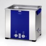 Bac Ultrason ELMA 12,75L Cuve de nettoyage industriel Elmasonic S 120 / H