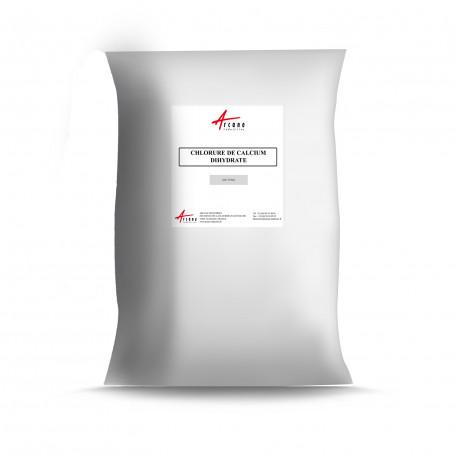 Chlorure de Calcium Dihydrate - Sel de Calcium - Sac 25kg