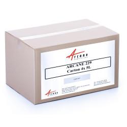 Nettoyant Diluant Solvant Résines Polyuréthanes Carton 4x5L ARCANE 229