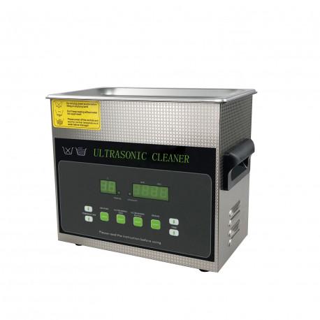 Bac de Nettoyage à Ultrasons Digital Dégazante 2 Puissances DS2P230