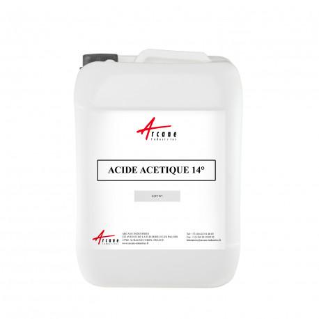 Acide Acétique Vinaigre Blanc Bidon 20L